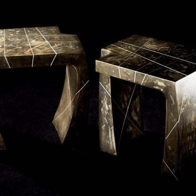 Sculpture sur acier - Caroline Corbeau - Jublains