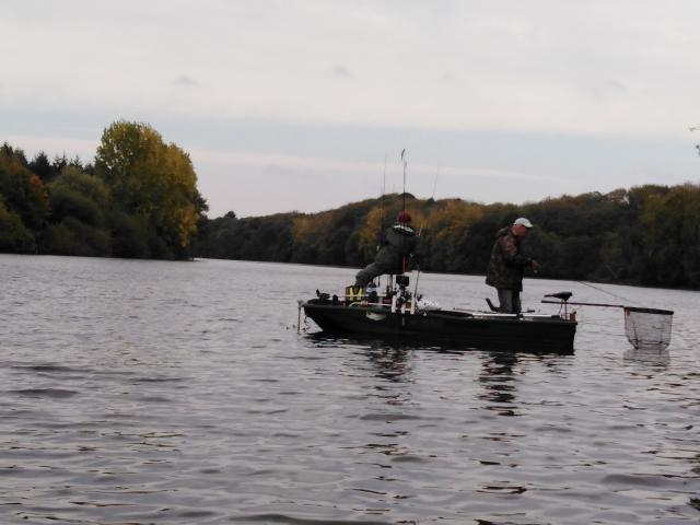 Pêche Au Lac Haute Mayenne