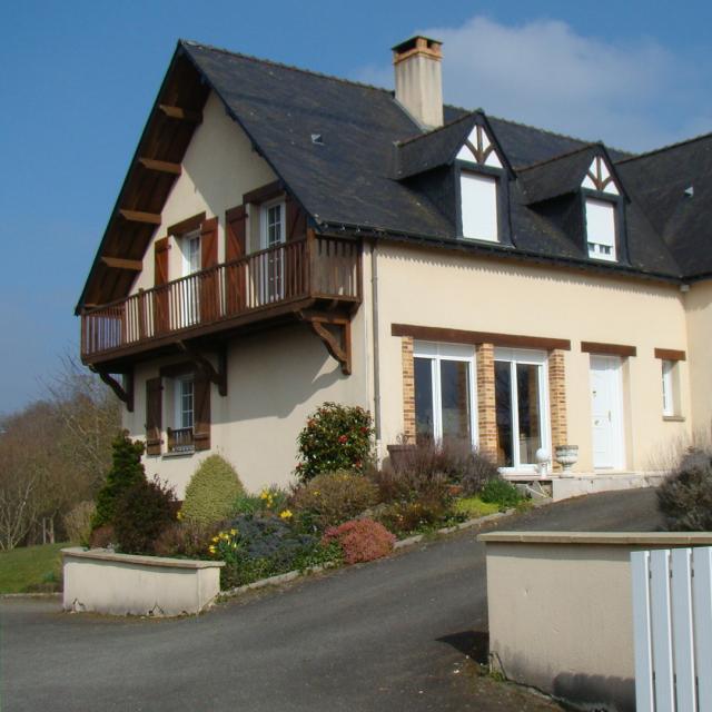 Chambres d'hôtes le Bignon à Villaines-la-Juhel