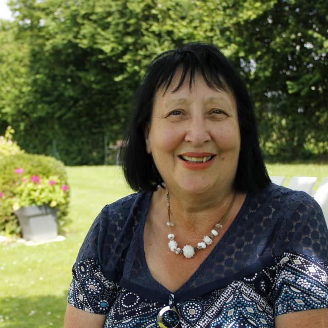 Gina Jeanneau - Le Bignon à Villaines-la-Juhel