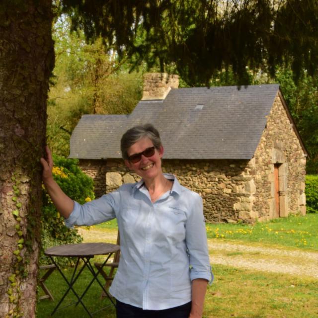 Jacqueline Guy - Gîte de la ferme des deux vallées à Hambers