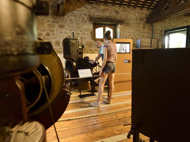 Musée de L'évolution agricole - Juvigné