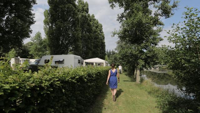 Camping de Mayenne