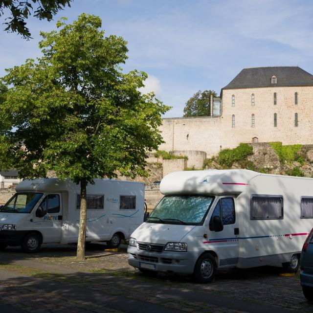 Aire Camping-Cars - Mayenne