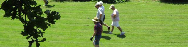 Swin Golf - Parc de loisirs de la Colmont