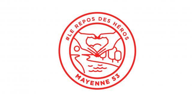 Logo Le Repos des Héros