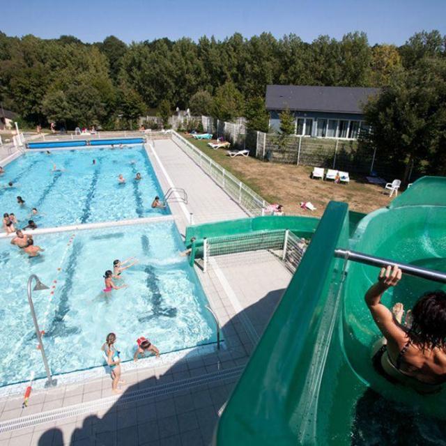Piscine Camping Parc des Vaux