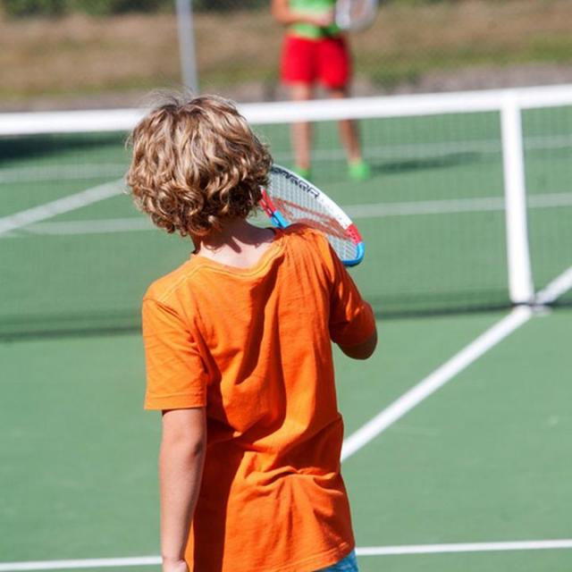 Tennis Camping Parc des Vaux