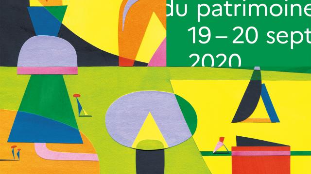 Affiche Jep 2020 Format Carré