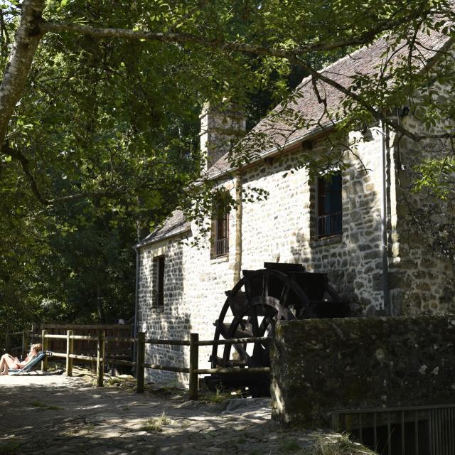 Moulin de Trotté - Saint-Cénerie-le-Gérei