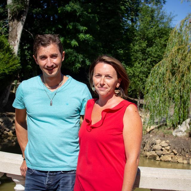 Steve Et Émilie Hôtel Oasis