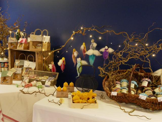 Boutique Noël Office De Tourisme Vallée De Haute Mayenne