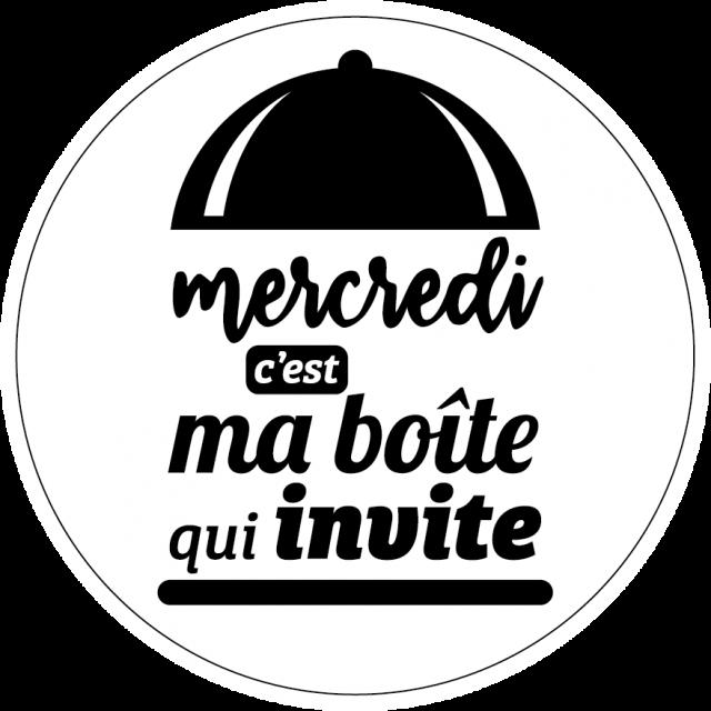 Picto Logo Mercredi C'est Ma Boite Qui Invite