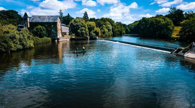 la Mayenne Rivières de l'ouest