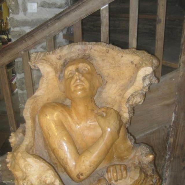 Sculpture Alain Legros