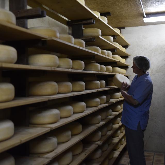 Les Fromages De La Mayenne Cp Pascal Beltrami Mayenne Tourisme