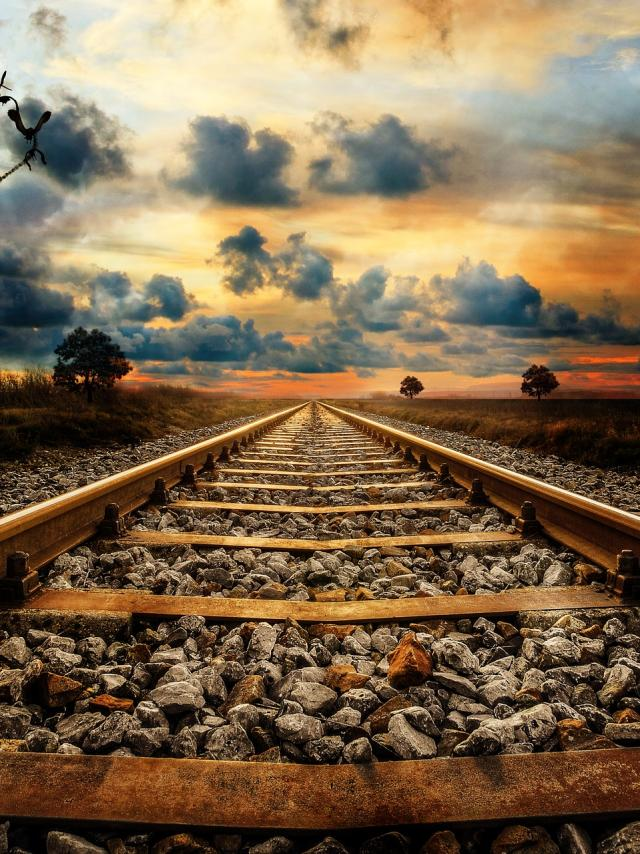 Railway Line 3121544 1920