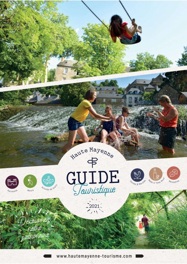 Guide Haute Mayenne 2021