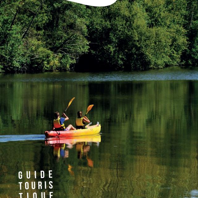 Guide touristique 2021 sud Mayenne