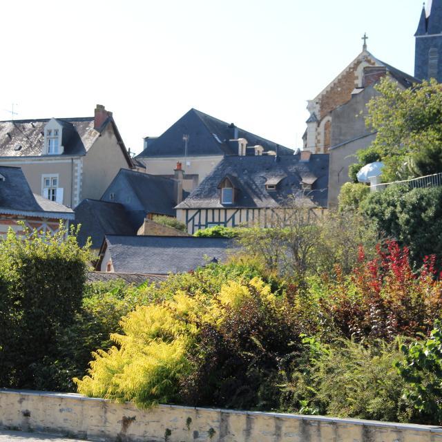 Jardin Medieval De La Source Chateau Gontier Cp Mayenne Tourisme 1920px