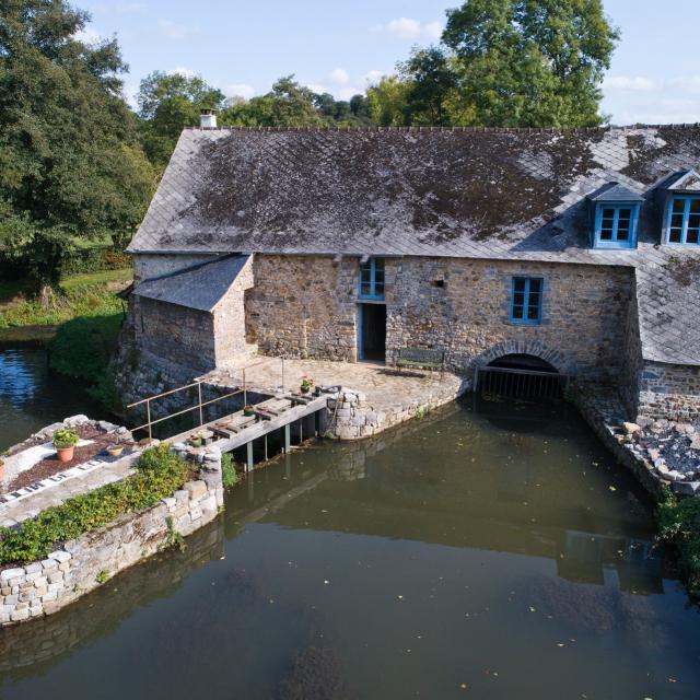 Moulin De Go Saint Pierre Sur Erve Cp Pascal Beltrami Mayenne Tourisme 1920px