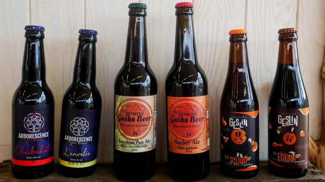 Les Bières en Haute Mayenne