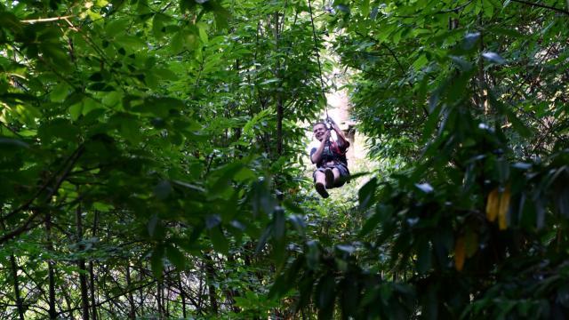 Parcours Accrobranche Au Bois A Force Force Cp Pascal Beltrami Mayenne Tourisme L Orbiere Domaine De Loisirs Hebergements Et Receptions 1920px(8)