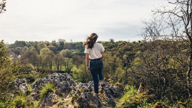 Se Reconnecter à La Nature V1 Grain French Wanderers Bd
