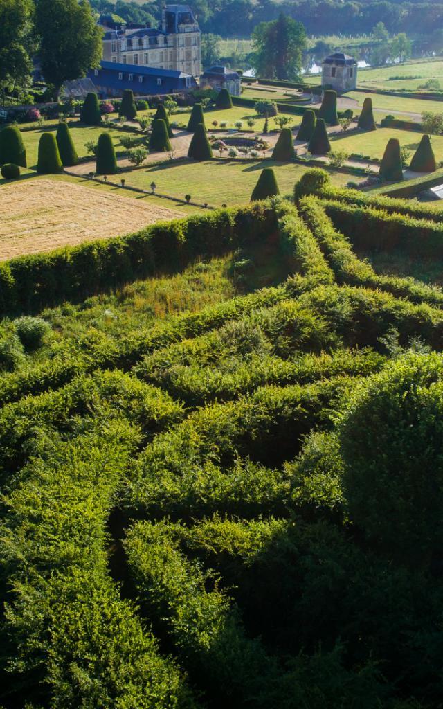 Chateau De La Rongere Saint Sulpice Cp Pascal Beltrami Mayenne Tourisme 1920px (3)