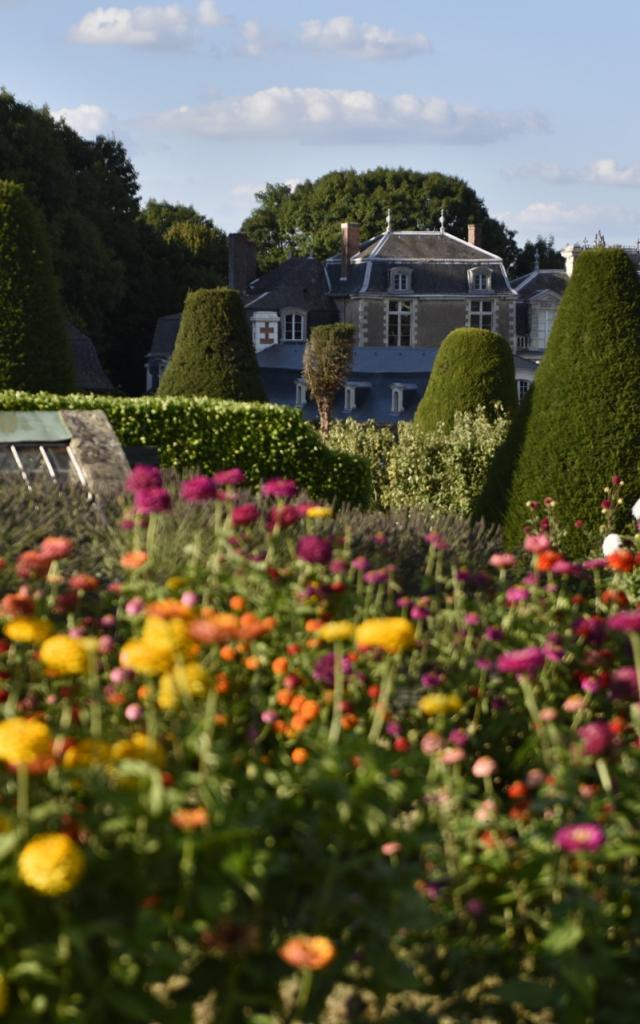 Chateau De La Rongere Sud Mayenne Saint Sulpice Cp Pascal Beltrami Mayenne Tourisme 1920px