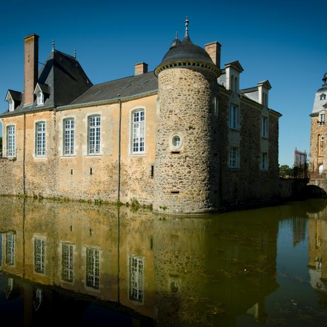 Chateau Des Arcis Meslay Du Maine Cp Pascal Beltrami Mayenne Tourisme 1920px (3)