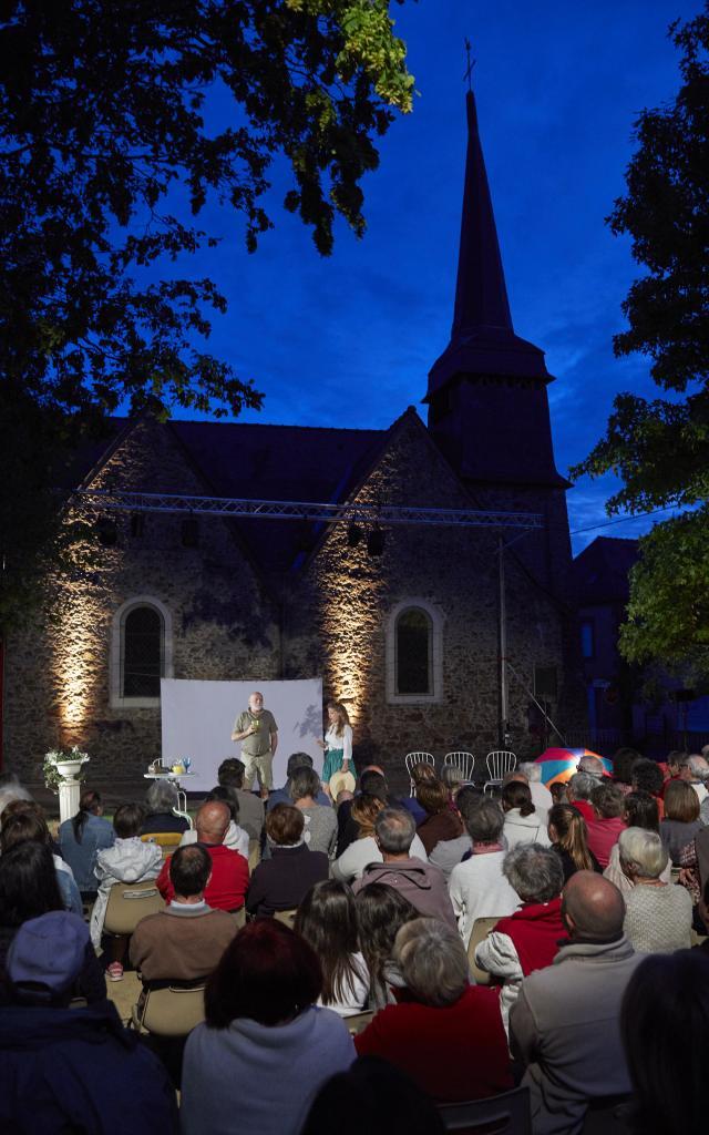 Les Nuits De La Mayenne 2019 Bouchamps Les Craon Cp Prisma Laval