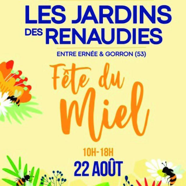 Fete Du Miel Jardin Des Renaudies