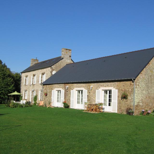 Presbytère De Vieuvy Slowlydays Mayenne