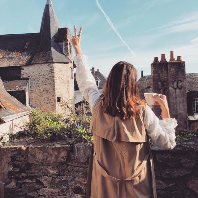 Instagram #mayennetourisme