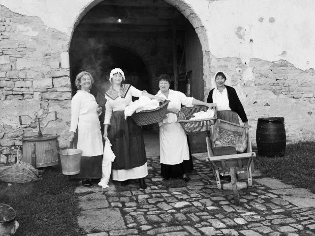 Village 1900 à Xaronval
