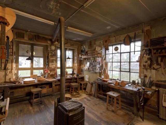 Atelier du musée
