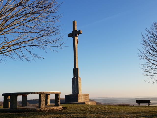 Croix de Virine à Circourt