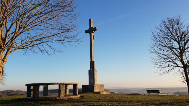 Croix de Virine