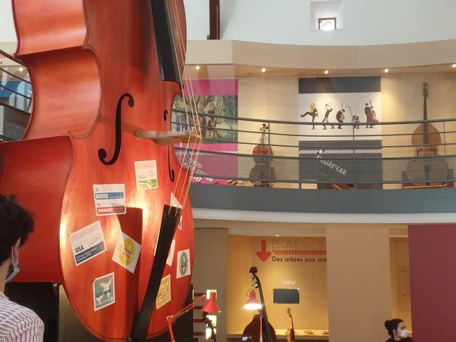 Musée de la lutherie - Visite guidée