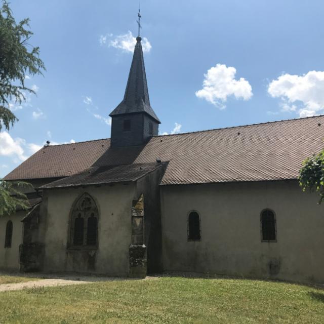 Chapelle de la Oultre