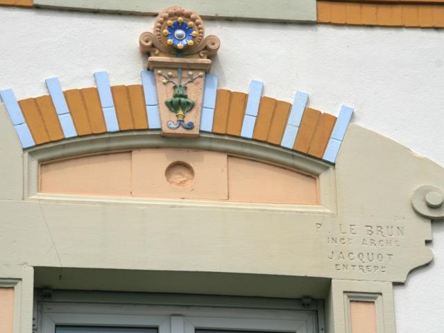 Maison pittoresque - 5 rue Charles Dérise