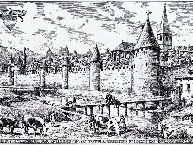 Mirecourt Médiéval