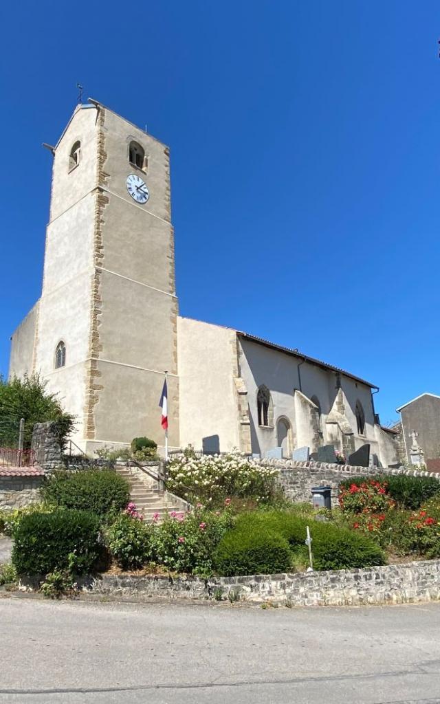 Eglise De Gugney Aux Aulx