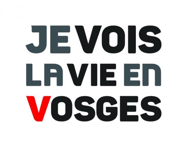 Logo Je vois la vie en Vosges