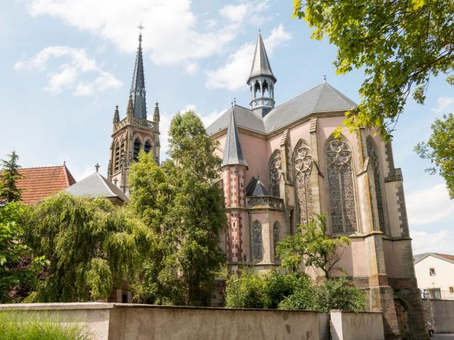 Basilique de Mattaincourt