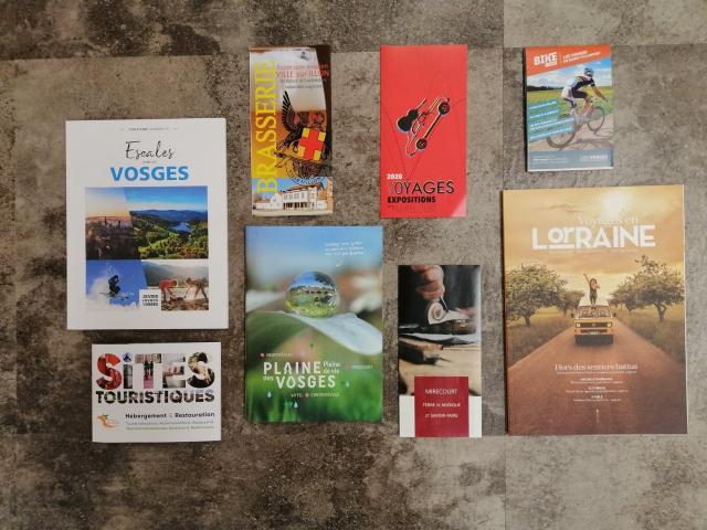 Brochures OT