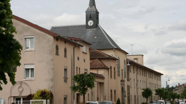 Hôpital rue Germini - Mirecourt