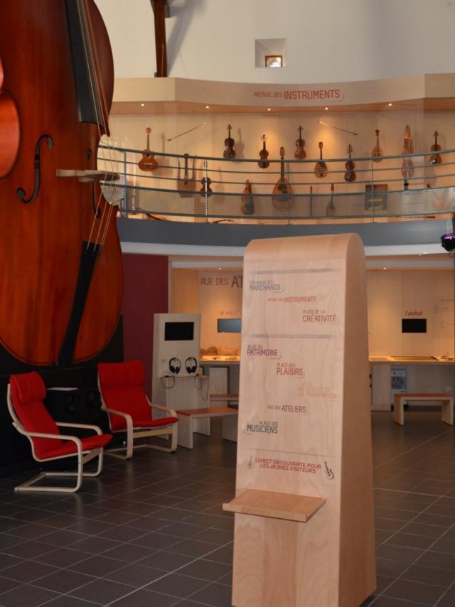 Musée de Mirecourt