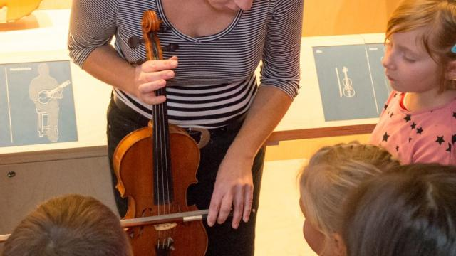 Atelier enfant - musée de Mirecourt